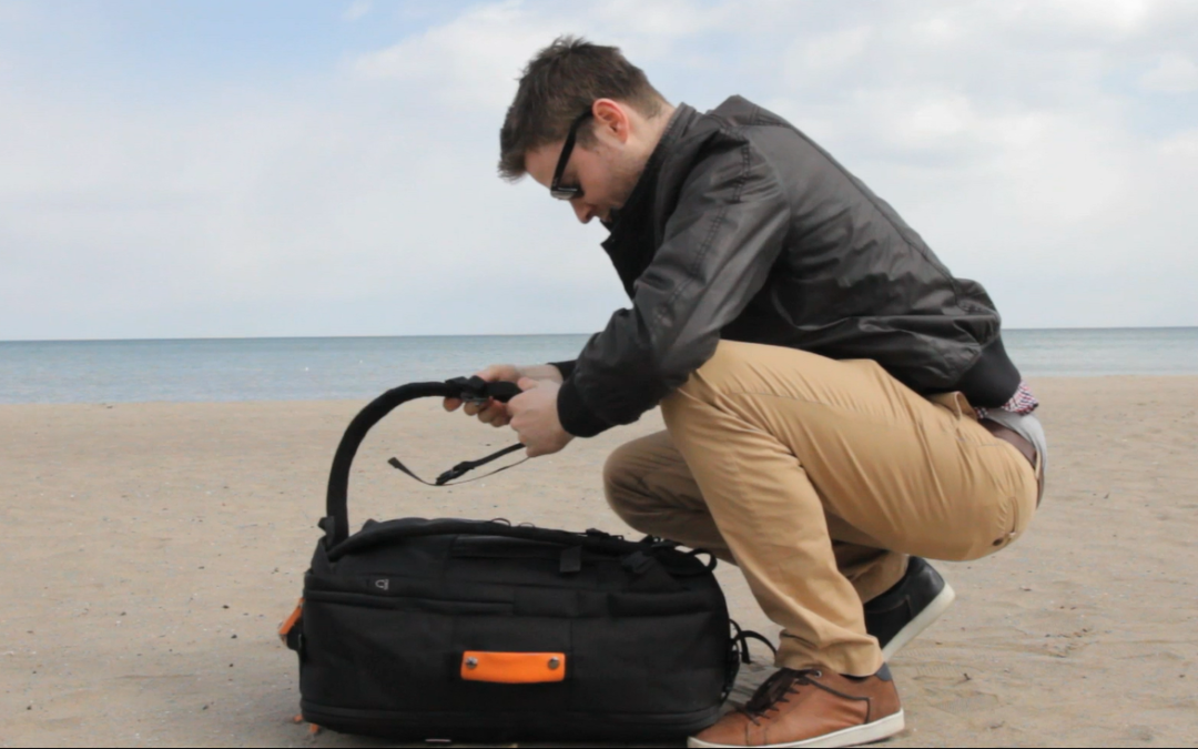 Standard's Travel Backpack Is So Comfortable You'll Want To Carry It Every Day