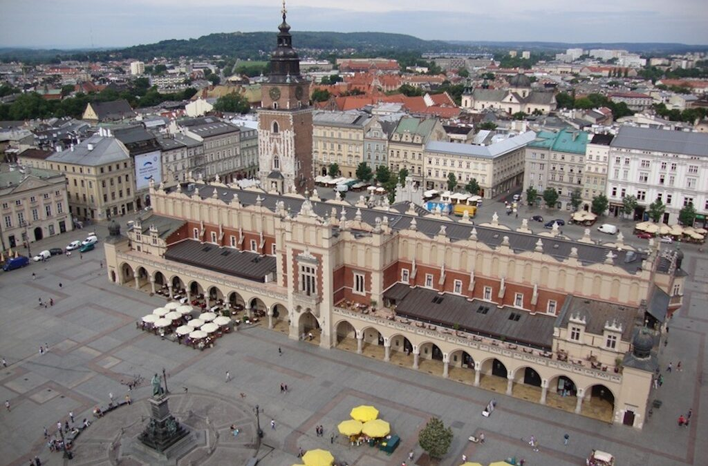 cracow-market-square